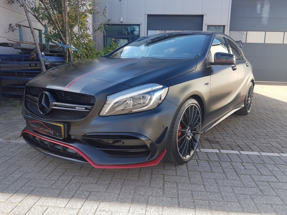 Mercedes Benz A45 Amg Jimmys Car Cleaning